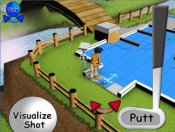 Pow Pow's Mini-Golf Online Web Game