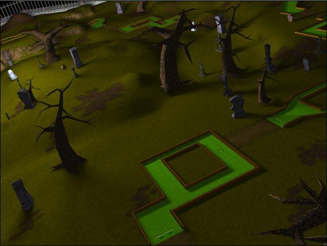 Graveyard Course